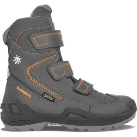 Lowa Milo GTX Boots montantes Enfant, anthracite/orange